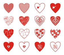 Free Hearts Stock Images - 8712124