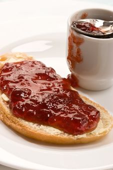 Free Home-made Jam Stock Photos - 8713293