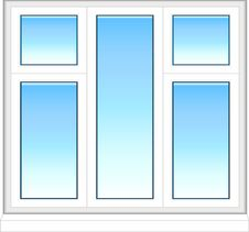 Free Plastic Window In Color Stock Photos - 8714053