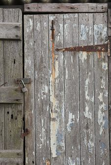 Free Old Wooden Shed Stock Image - 8714821