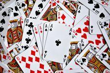 Free Four Aces Stock Photo - 8715180