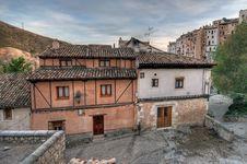 Free Cuenca S Houses Stock Photo - 8715200