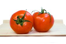 Free Fresh Tomatoes Royalty Free Stock Photos - 8715248