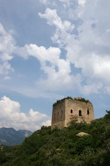 Free The Great Wall Royalty Free Stock Photo - 8715975