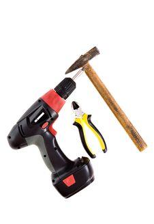 Free Tool Stock Photo - 8718360