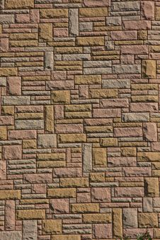 Free Attractive Stonework In Close Crop Stock Photos - 8718443