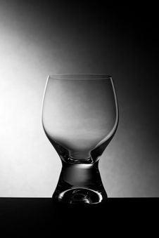Free Empty Glass Stock Photo - 8719900
