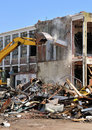 Free Building Demolition Stock Images - 8725414