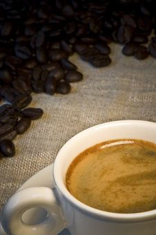 Free Coffee Royalty Free Stock Images - 8720019