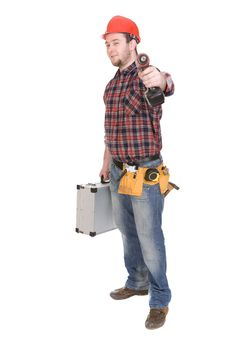 Free Worker Stock Images - 8720334