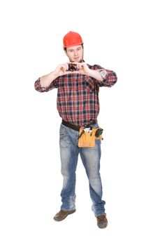 Free Worker Stock Photos - 8720343