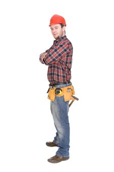 Free Worker Stock Photography - 8720372
