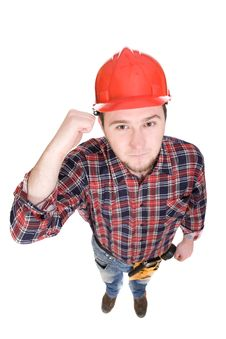 Free Worker Stock Photos - 8720403