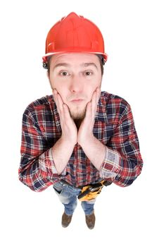 Free Worker Stock Photography - 8720432