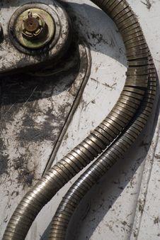 Free Hydraulics Royalty Free Stock Photos - 8720688