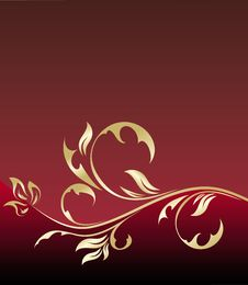 Free Abstract Golden Background Royalty Free Stock Photos - 8721148