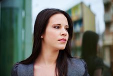 Free Portrait Of A Businesswoman Royalty Free Stock Images - 8721549