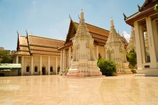 Free Thailand Temple Stock Photography - 8721982