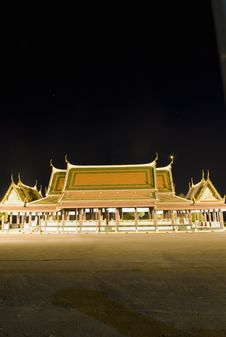 Free Thailand Temple Royalty Free Stock Photos - 8723098