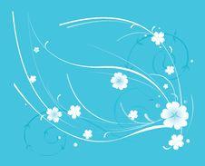 Free Beautiful Blue Flowerses Stock Photo - 8723430