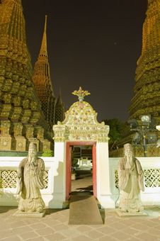 Free Old Bangkok Temple Stock Images - 8723664
