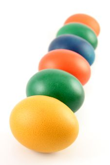 Free Easter Eggs Stock Photos - 8724103