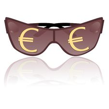 Free Solar Glasses. Vector Illustration Stock Images - 8724974