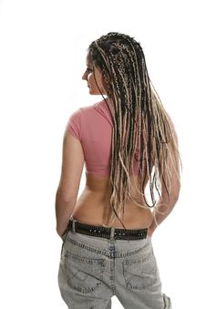 Free Ethnic Dreadlocks Royalty Free Stock Image - 8725176