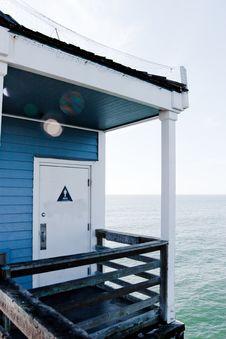 Free Bathroom: Lost At Sea Stock Photos - 8725413