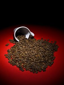 Free Coffee Beans Stock Photography - 8725672