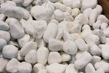 Free White Stones Stock Photos - 8725733