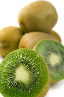 Free Some Kiwi Royalty Free Stock Image - 8727986