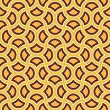 Free Brown Yellow Pattern Royalty Free Stock Photos - 8728908