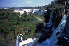 Free Iguazu Waterfalls,Argentina Stock Images - 8728984
