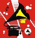Free Gramophone Royalty Free Stock Image - 8736226