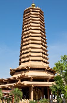 Free Temple Of Kaun Im U Lai Royalty Free Stock Photo - 8731375