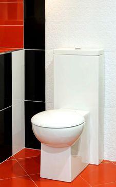 Free Toilet Block Royalty Free Stock Photos - 8731548
