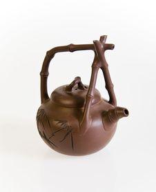 Free Tea Pot Stock Image - 8731611