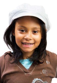 Free Girl Smiling Royalty Free Stock Image - 8732646
