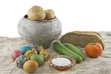 Free Still-life From Vegetarian Food Stock Images - 8732874