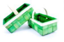 Free Basket Royalty Free Stock Photos - 8734098