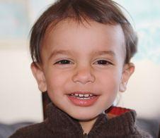 Free Boy Smiling Stock Photos - 8734453