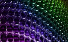 Rainbow Net Stock Photography