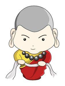Free Buddhist Illustration Royalty Free Stock Images - 8734869