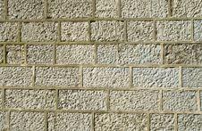 Free Stone Wall Stock Image - 8735331