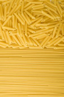 Free Uncooked Pasta Stock Photo - 8735630