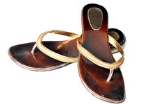 Free Ladies  Footwear Stock Image - 8736931