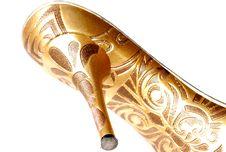 Free Ladies Footwear Royalty Free Stock Images - 8737119