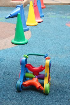 Free Playground Royalty Free Stock Images - 8738289