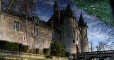 Free Château De Gueux - France Stock Image - 87311751
